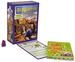 Настольная игра Каркассон: Граф, король и культ (дополнение 6), фото 2