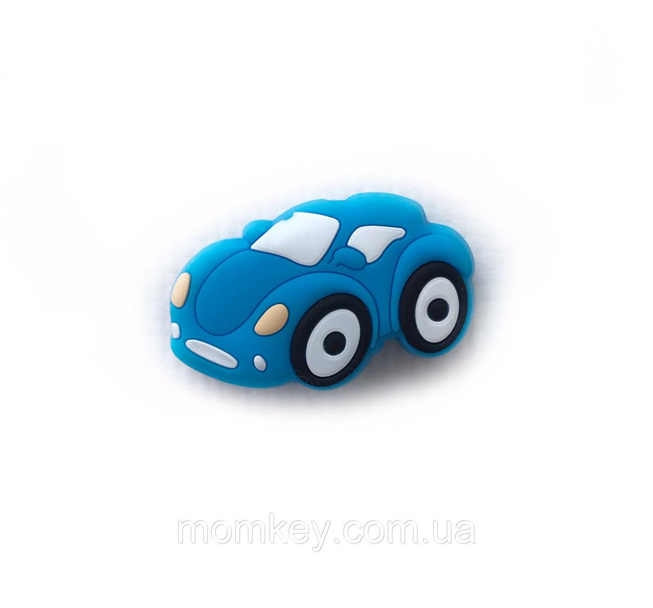 Мини гоночная машинка (голубой)