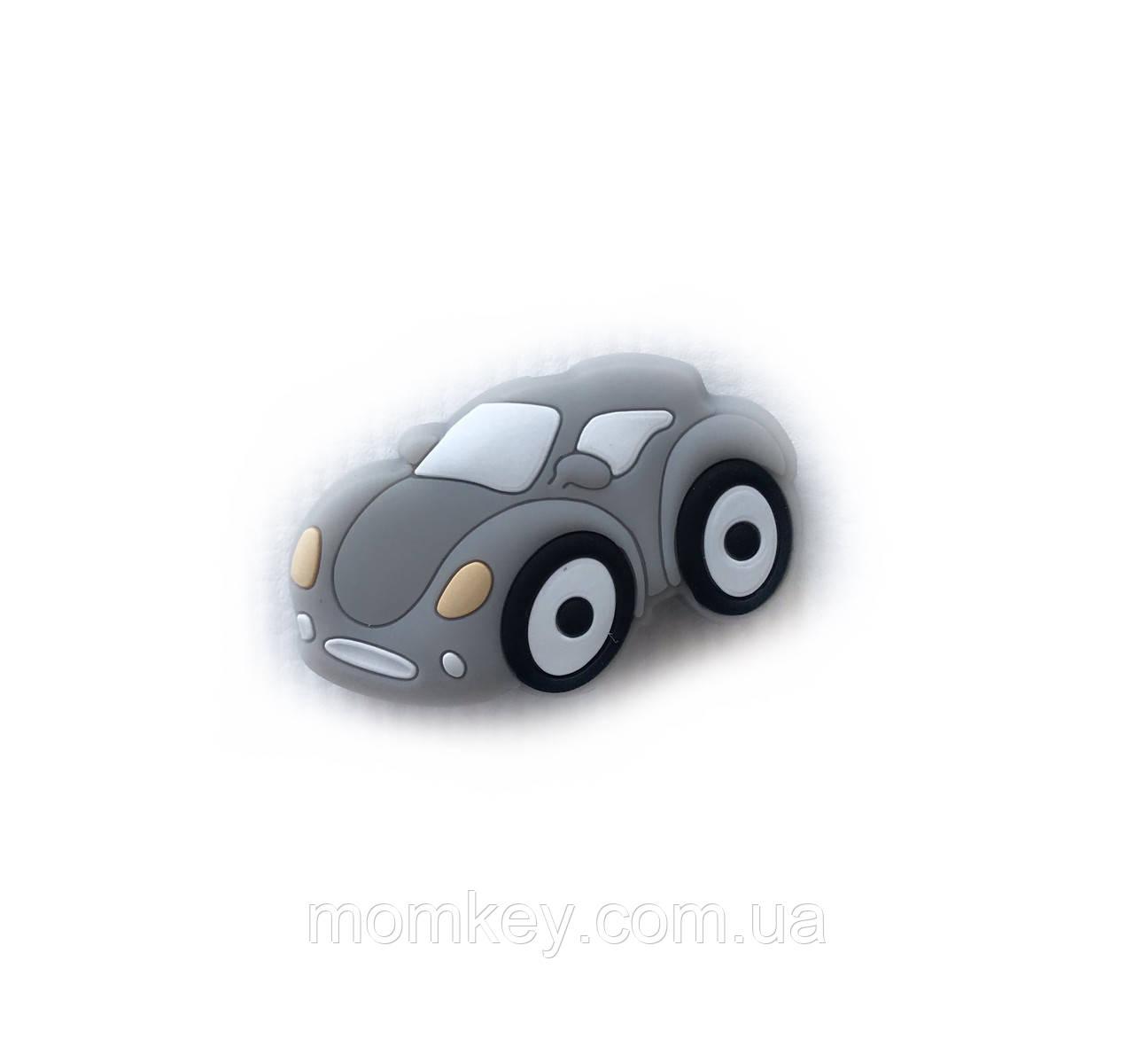 Мини гоночная машинка (светло-серый)