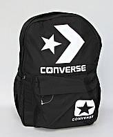 Спортивный рюкзак Конверс черный, фото 1