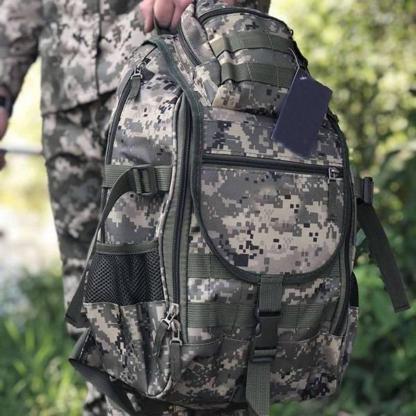 Рюкзак армейский TORBA-UA 25L MM-14