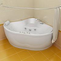 """Карниз на ванну Тритон модель """"Медея"""" из нержавеющей стали"""