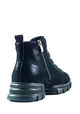 Черевики демісезон жіночі Lonza чорний 21101 (37), фото 2