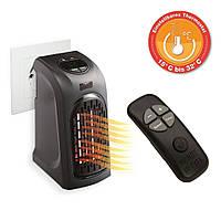 Тепловентилятор обогреватель для дома Rovus Handy Heater II PRO 400 Вт мини электрообогреватель с пультом
