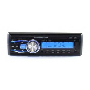 Автомагнітола головний пристрій автомобільна магнітола плеєр в машину FM/USB/SD/MP3 1083B знімна панель з