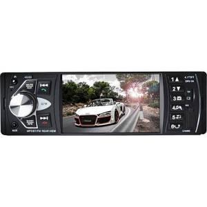 Автомагнітола автомобільна головний пристрій в машину MP3/MP4/DVR UKC-4022 з пультом на кермо 1DIN