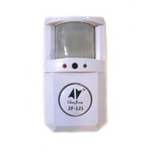 Сенсорная сигнализация UKC ZF-121+ с датчиком движения и с пультом для дома и дачи