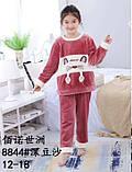 Детские  пижамы теплые, фото 2
