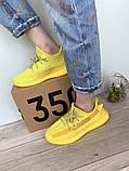 Кроссовки Adidas Yeezy Boost 350 V2 рефлектив полный, кроссовки адидас изи буст 350 в2, кросівки Adidas Yeezy, фото 7