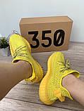 Кроссовки Adidas Yeezy Boost 350 V2 рефлектив полный, кроссовки адидас изи буст 350 в2, кросівки Adidas Yeezy, фото 8