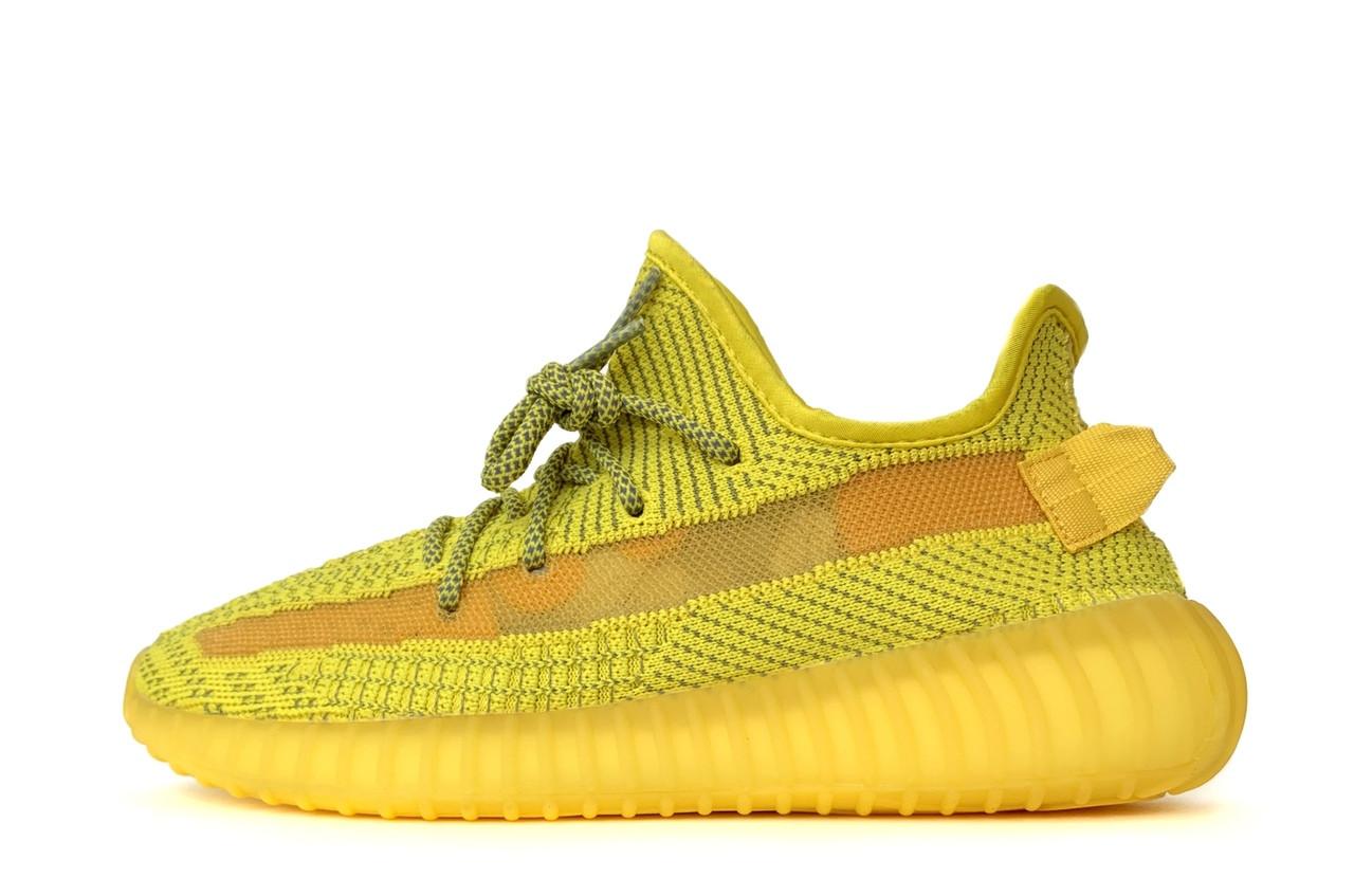 Кроссовки Adidas Yeezy Boost 350 V2 рефлектив полный, кроссовки адидас изи буст 350 в2, кросівки Adidas Yeezy