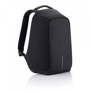 Рюкзак городской Antivor 2.0 антивор сумка с защитой от карманников с USB Black