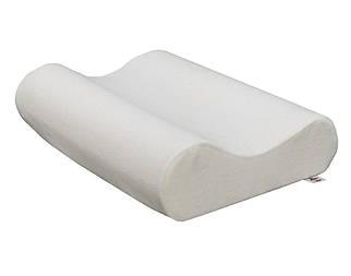 Ортопедична подушка Memory Pillow Latex Pillow з ефектом пам'яті 50х30 см