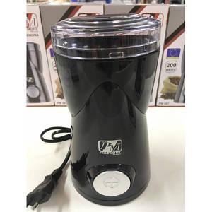 Кофемолка электрическая кухонная с ножами из нержавающей стали Promotec Original PM-597 50г 200 Вт Black