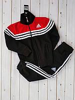 Спортивный трикотажный костюм в стиле Адидас, Adidas, Турция, см.замеры в описании!