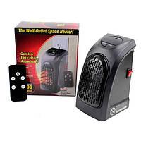 Тепловентилятор обогреватель для дома Rovus Handy Heater PRO 400 Вт мини электрообогреватель с пультом