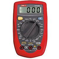 Мультиметр цифровой тестер вольтметр UNI-T UT33B Digital Multimeter