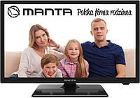 "Телевизор Manta TV""22""LED 22LFN37L T-2 - тюнер Польша | ЖК телевізор | Гарантия 12 мес"