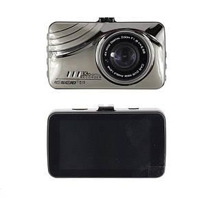 Автомобільний відеореєстратор DVR E-10 Metal 1080p