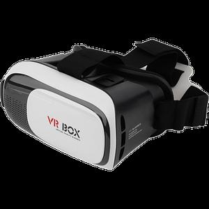 3D Окуляри віртуальної реальності для телефону і смартфона VR BOX 2.0 з пультом управління