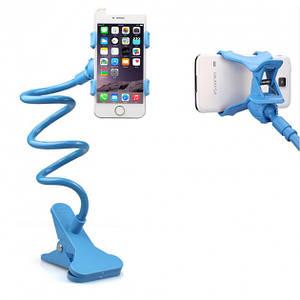 Универсальный держатель мобильного телефона или планшета UTM Blue