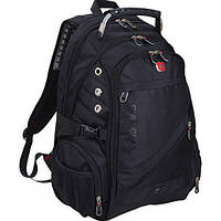 Городской рюкзак Swissgear 8810 Черный (M1)