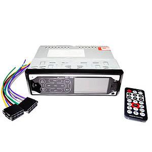 Автомагнитола автомобильная в машину MP3 3883 с сенсорным дисплеем 1DIN