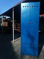 Шкаф для одежды металлический    тип Ш60