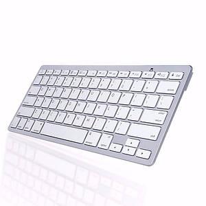 Bluetooth бездротова клавіатура для телевізора, планшета і смартфона ноутбука UKC X5 RUS з російськими