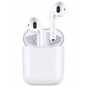 Навушники безпровідні TWS Stereo Pro Bluetooth гарнітура плюс зарядний кейс Білі (i8S)