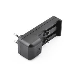 Зарядное устройство на 2 аккумулятора ТРМ чёрный (44375)
