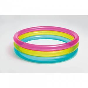 Надувний басейн Intex 57104 різнобарвний (45229)