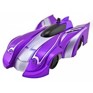 Радіокерована іграшка ТРМ CLIMBER WALL RACER фіолетовий (46248)