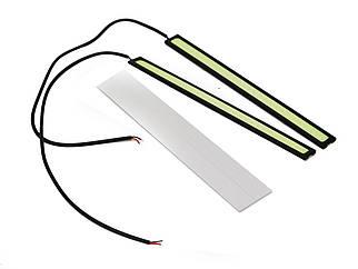 Гибкие дневные ходовые DRL огни 2 шт 17см (44716)