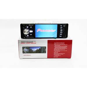 Автомагнитола Pioneer 4020 с дисплеем 4.1 + Bluetooth+ AV-in Видео вход + пульт ДУ на руль