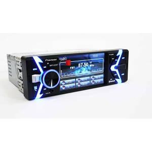 Автомагнитола Pioneer 4547 + Bluetooth+ AV-in Видео вход + пульт ДУ на руль