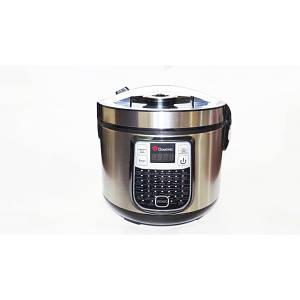 Многопрограммная мультиварка Domotec на 5 литров 700 Вт , Серебристый