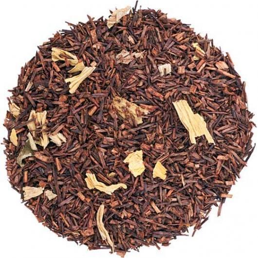 Чай с ройбушем: вид купажа