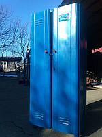 Шкаф для одежды металлический      тип Ш80, фото 1