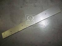 Соединитель порога (2108-099, 2113-2115) белый (производство  Санкт-Петербург)  21080-5101066/67