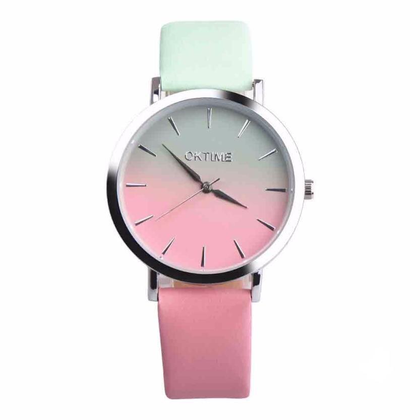 Часы наручные женские Радуга код 305