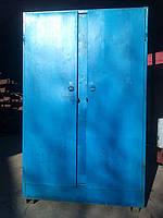 Шкаф для одежды металлический      тип Ш110