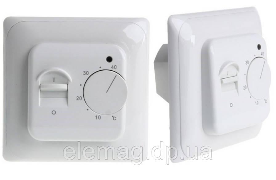 Механический термостат для теплого пола