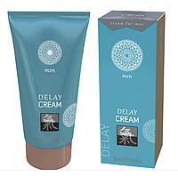 Крем пролонгатор для мужчин SHIATSU Delay Cream 30 мл Оригинал Германия, фото 1