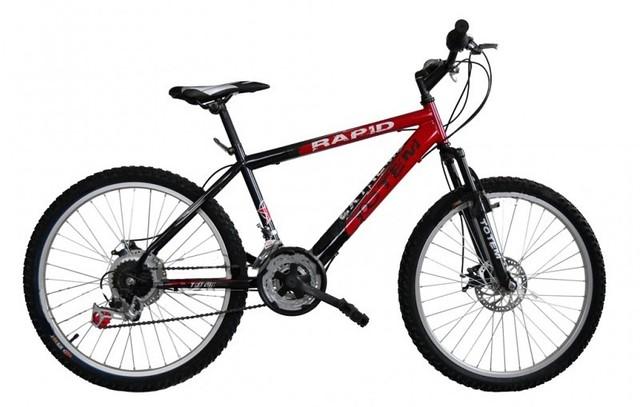"""Велосипед горный Totem Rapid 26""""."""