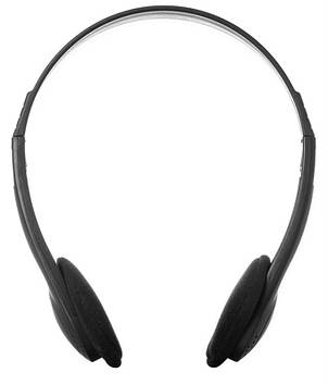 Навушники Ergo VD-190 Black, фото 2