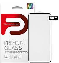 Защитное стекло Armorstandart Full Glue для Samsung Note10 Lite N770 Black (ARM56181)