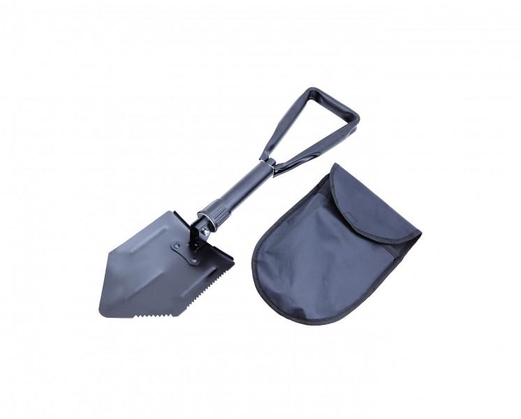Лопата складная металлическая