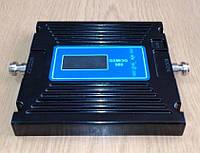 Дводіапазонний репітер підсилювач VBN-1960-GW 900 MHz + 2100 MHz, 300-400 кв. м. Регулювання.