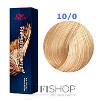 Краска для волос Wella Koleston Perfect № 10/0 (очень яркий блондин) - pure naturals